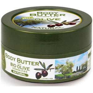 Body Butter Natural 200ml