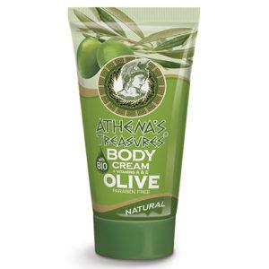 Body Cream Natural 150ml