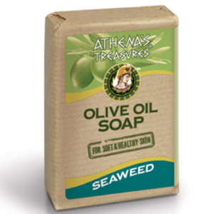 Olive Oil Soap Sea Weed 100gr