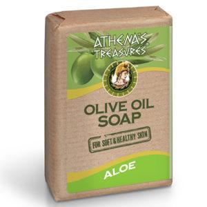 Olive Oil Soap Aloe Vera 100gr