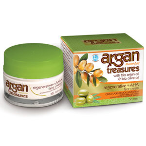 Regenerative & AHA Facial Cream 50ml