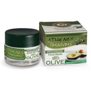 Face Mask Cleansing Cream Avocado 50ml