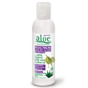 Facial Peeling Liquid Soap Chamomile 150ml