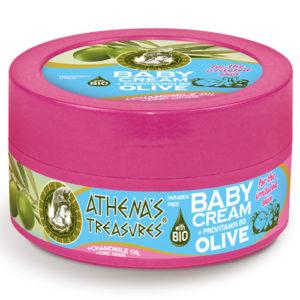 Baby Cream For Irritated Skin 75ml