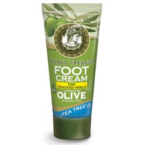 Foot Cream Tea Tree Oil 60ml
