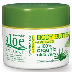 Body Butter Avocado 200ml