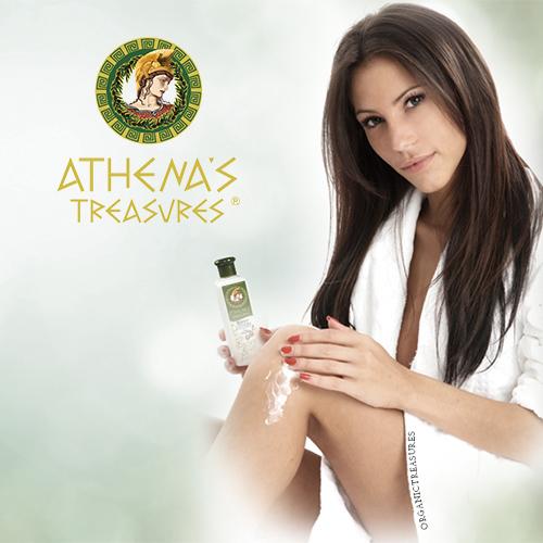 athenas body model logo