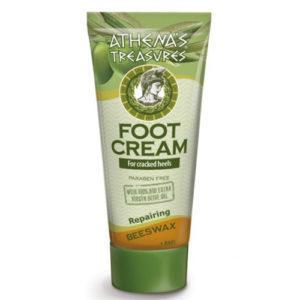 Foot Cream Beeswax