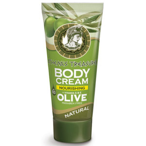 body cream natural