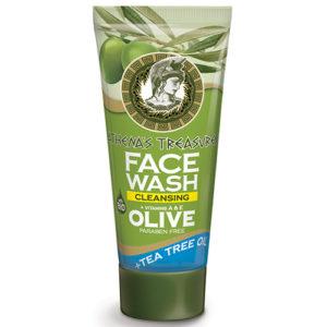 face wash tea tree oil
