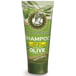 shampoo natural 60ml