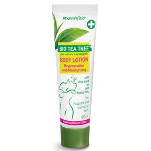 Pharmaid Against Allergies Treasures Body Lotion Tea Tree
