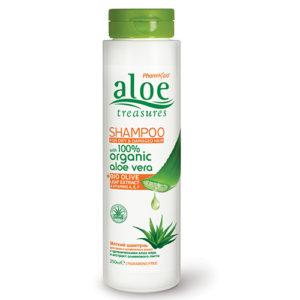 Pharmaid Aloe Treasures Shampoo dry hair