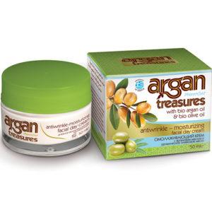 Pharmaid Argan Treasures Face Cream Anti Wrinkle 50ml