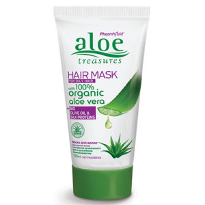 Aloe Treasures Hair Mask Normal Hair