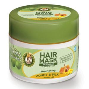 Pharmaid Athenas Treasures Hair Mask Honey & Silk