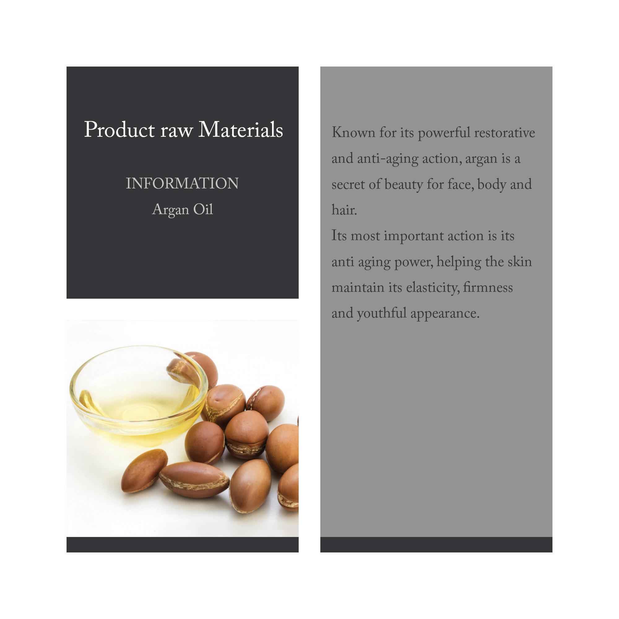 Raw Material Argan Oil
