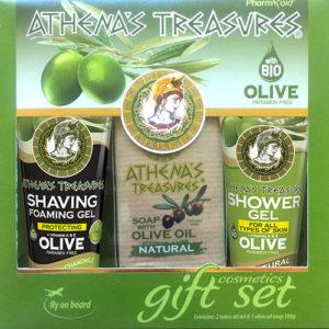 Pharmaid Athenas Treasures Giftset 72