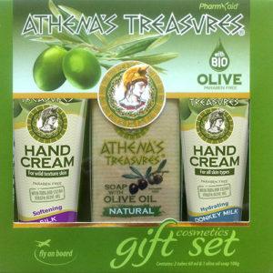 Pharmaid Athenas Treasures Giftset 73