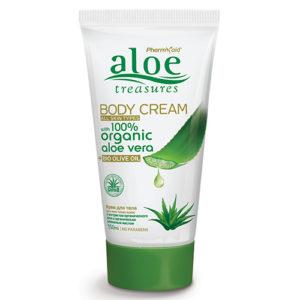 Aloe Treeasures Body Cream Olive Oil