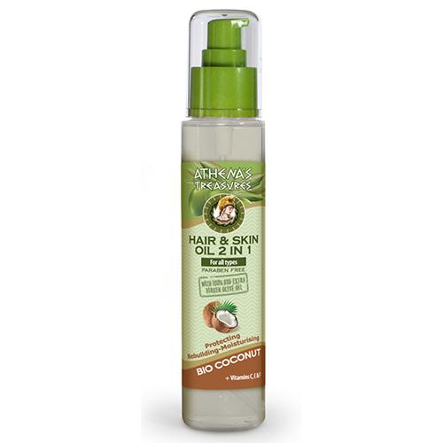 Pharmaid Hair & Skin Oil Coconut 2 in 1