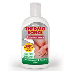 Thermo Force Cream Capsicum Oil