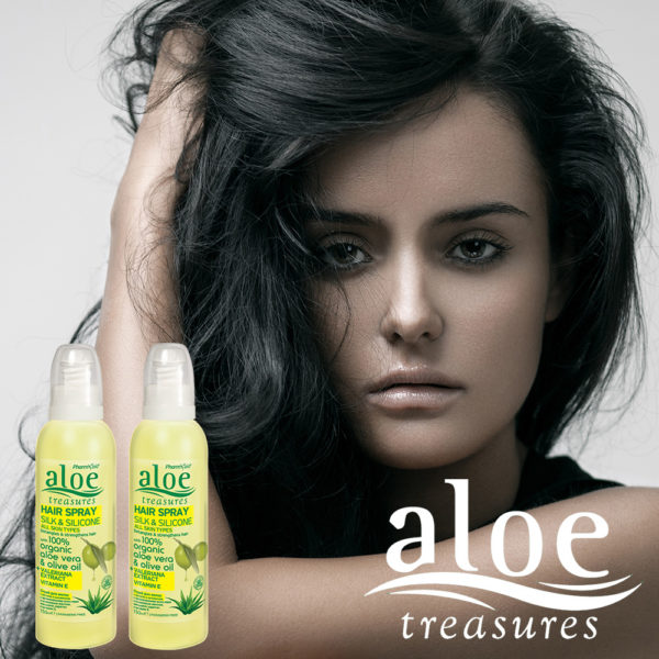 Aloe Hairspray silk