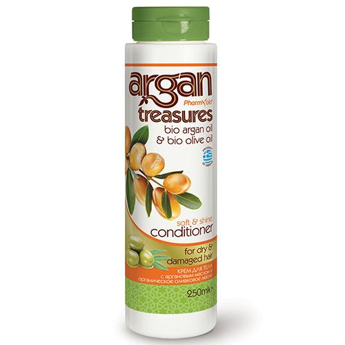 Argan Treasures Shampoo Dry & Damaged 250ml