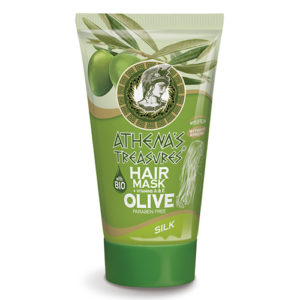 Athenas Treasures Hair Mask Silk UV 100ml