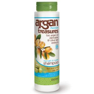 Argan Treasures Shampoo Normal & Oily