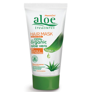Pharmaid Aloe Treasures Hair Mask Dry 150ml